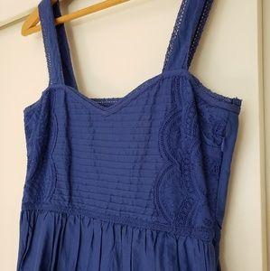 Halogen Embroidered Dress